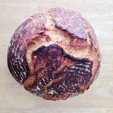 Artisanal bread Stock Image