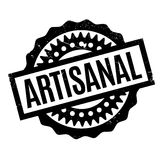 Artisanal rubber stamp Stock Photography