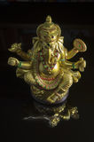 Artisanat indien : Lord Ganesha image stock