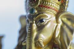 Artisanat indien : Lord Ganesha Photographie stock libre de droits
