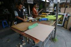 artisans Photos libres de droits