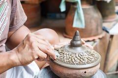 Artisans et artisans locaux images stock