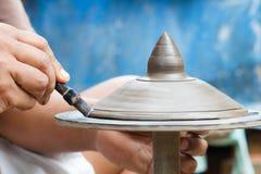 Artisans et artisans locaux photo libre de droits