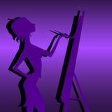 Artist Stock Image