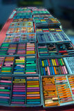Artist Chalk Royalty Free Stock Image