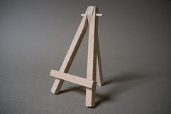 Artist Easel Royalty Free Stock Photography
