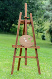 Artist Easel Stock Photos
