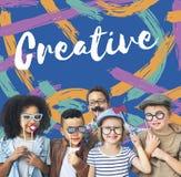 Artist Ideas Creative Imagine Word Concept Royalty Free Stock Photo
