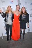 Maria Bello,Olivia Wilde,Diane Lane Royalty Free Stock Photography