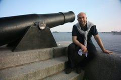 Artist opera singer Aldo Caputo, tenor, italian opera star. Stock Image