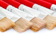 Artist Paintbrushes  Stock Photo
