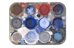 Artist palette Royalty Free Stock Image