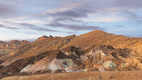 Artist Palette, Death Valley Royalty Free Stock Photo