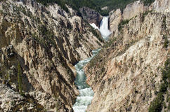 Artist Point, Grand Canyon of the Yellowstone Stock Photo