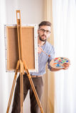Artist stock images