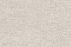 Artist's Linen Duck Primed Canvas Coarse Grain Grunge Texture Sample Royalty Free Stock Image