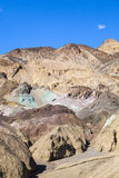 Artist's Palette, Death Valley Stock Image