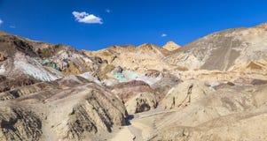 Artist's Palette, Death Valley Stock Photos