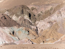 Artists Palette, Death Valley Royalty Free Stock Photography
