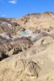 Artist's Palette, Death Valley Stock Photo