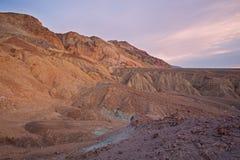 Artist's Palette Death Valley Stock Images