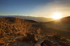 Artist's Palette, Death Valley National Park Royalty Free Stock Image