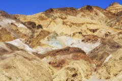 Artist s Palette, Death Valley, USA Stock Photography