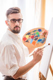 Artist Royalty Free Stock Photography