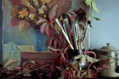 Artist Studio Royalty Free Stock Images