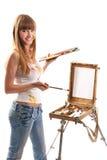 Artista Immagine Stock