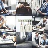 Artista Concept de Ideas Handmade Creation do artesão Imagens de Stock