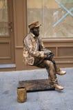 Artista da rua Imagens de Stock Royalty Free