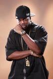 Artista de Rap Christopher Smith Imagen de archivo