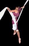 Artista del circo Fotografia Stock Libera da Diritti