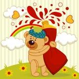 Artista dell'orsacchiotto Immagine Stock Libera da Diritti