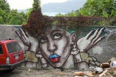 Artista della via Immagini Stock Libere da Diritti