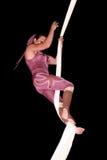 Artista do circo Fotos de Stock Royalty Free
