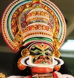 artista do kathakli Imagens de Stock
