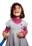 Artista pequeno que canta Foto de Stock