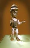 Artista Puppet del Ibibio Fotos de archivo libres de regalías