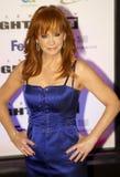 Artista y actriz Reba McEntire de la música country Fotografía de archivo libre de regalías