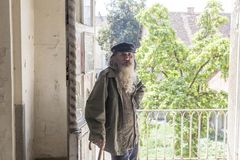 Artiste croate Trokut Photos libres de droits
