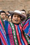 Artiste d'Equateur Images libres de droits