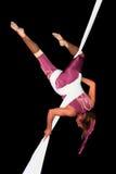 Artiste de cirque images libres de droits
