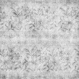 Artisti Batik Floral Design Background Stock Photography