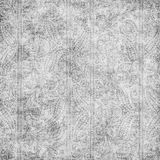 Artisti Batik-Paisley-Blumenauslegung-Hintergrund Lizenzfreie Stockfotos