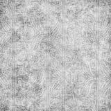 Artisti Batik Paisley Floral Design Background royalty free illustration