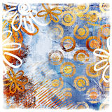Artistic abstraction royalty free stock photo