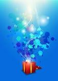 Artistic anniversary celebration Stock Photo