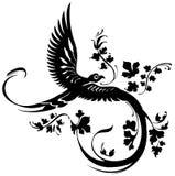 Artistic_bird 免版税库存图片